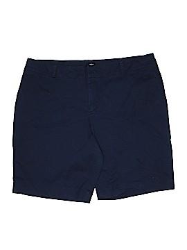 Mossimo Khaki Shorts Size 22w (Plus)