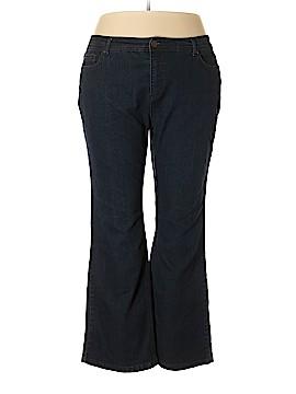 Susan Graver Jeans Size 22 (Plus)