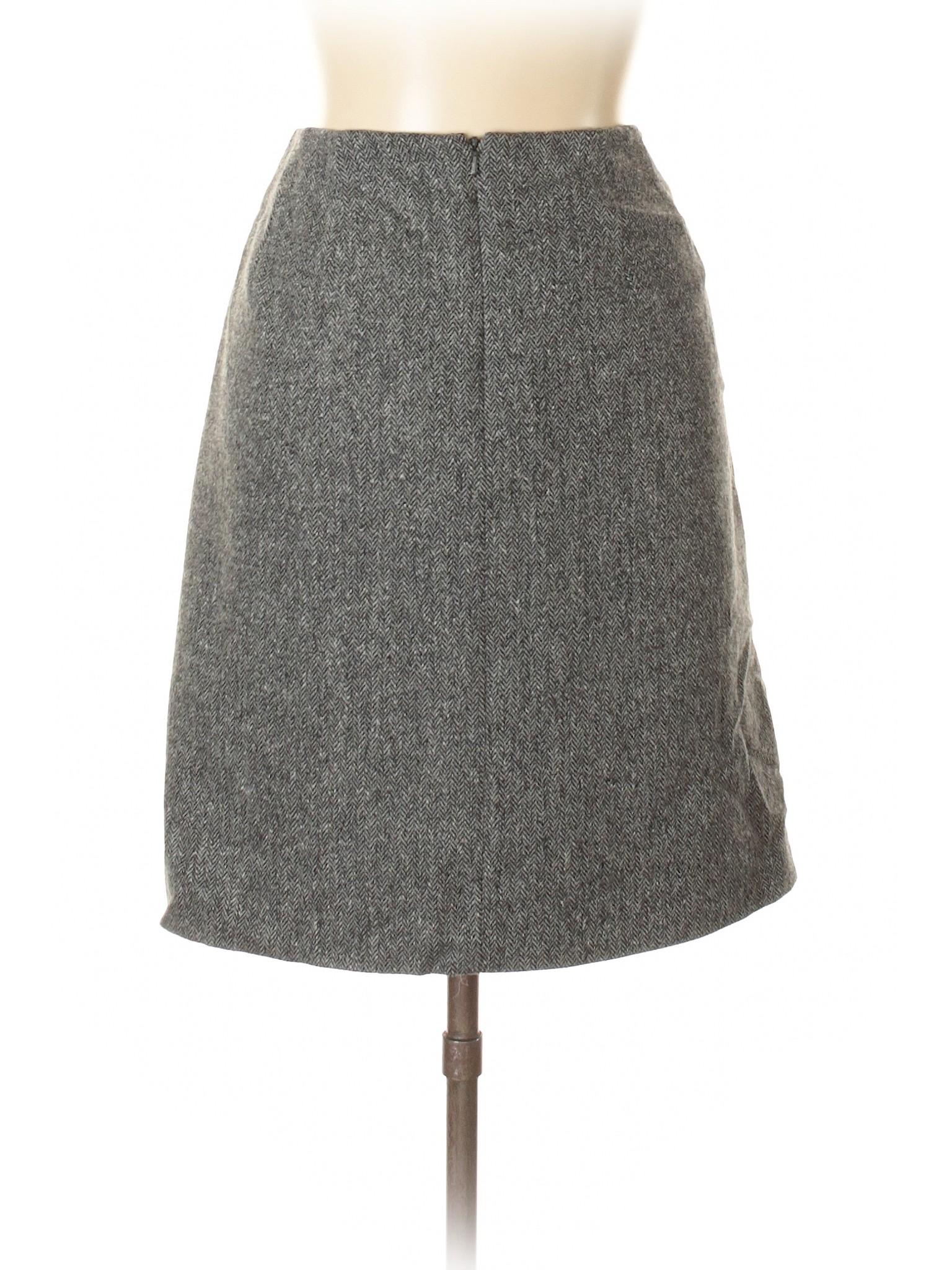 Eddie Boutique Boutique Wool Skirt Bauer Eddie YgR0q