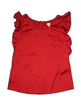 Ann Taylor LOFT Short Sleeve Blouse Size 1