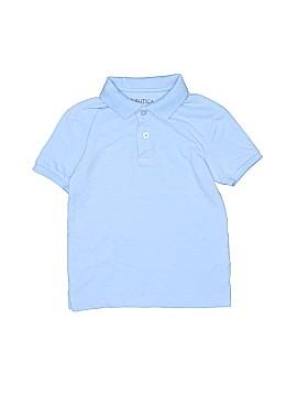 Nautica Short Sleeve Polo Size M (Kids)