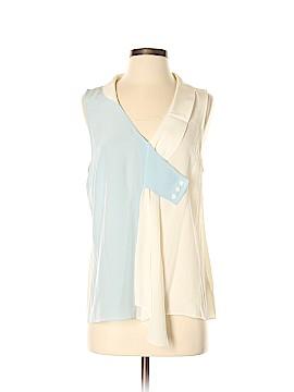 Maeve Sleeveless Silk Top Size 10