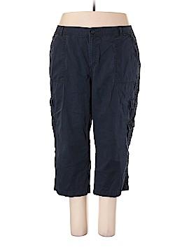 St. John's Bay Cargo Pants Size 22 (Plus)