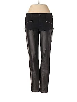 Siwy Faux Leather Pants 25 Waist