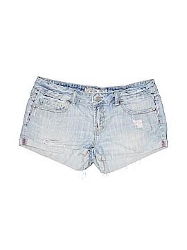 Victoria's Secret Pink Denim Shorts Size 8
