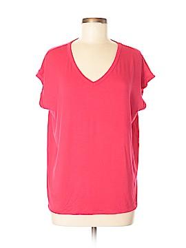 Tahari Short Sleeve Top Size M