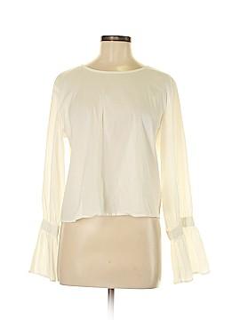 Gianni Bini Long Sleeve Blouse Size M