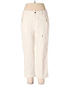 Lauren by Ralph Lauren Cargo Pants Size 12 (Petite)