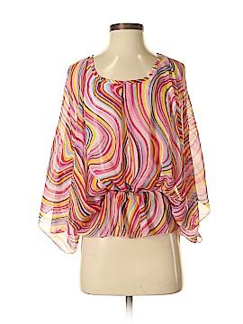 Trendology 3/4 Sleeve Blouse Size S