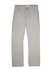Levi's Boys Khakis Size 18