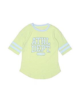 Danskin Now 3/4 Sleeve T-Shirt Size 6 - 6X