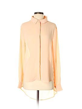Mink Pink Long Sleeve Blouse Size L