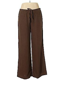 Chaus Linen Pants Size L