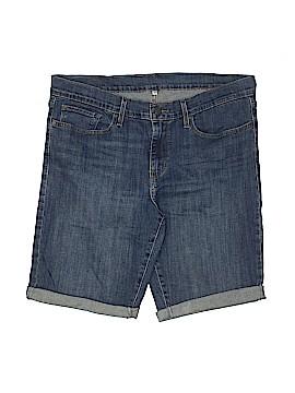 Levi's Denim Shorts 33 Waist