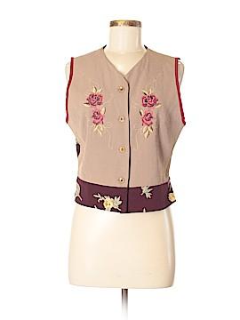 Carole Little Track Jacket Size 8