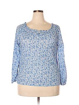 Ralph Lauren 3/4 Sleeve Blouse Size 16