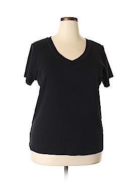 St. John's Bay Short Sleeve T-Shirt Size 1X (Plus)