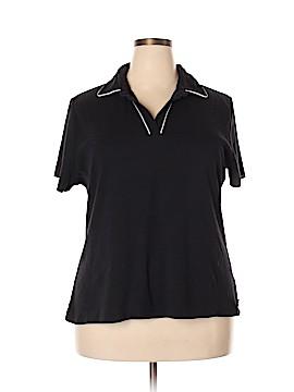 Venezia Outlet Short Sleeve Polo Size 18 - 20 (Plus)