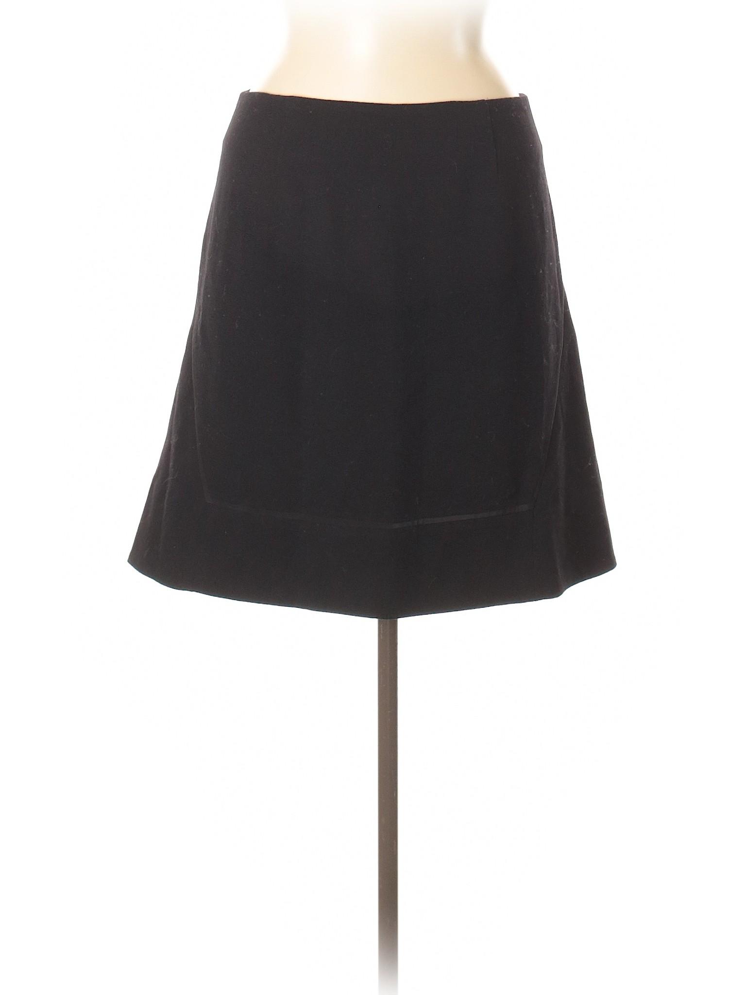 Burch Boutique leisure Wool Tory Skirt ggEFwqr