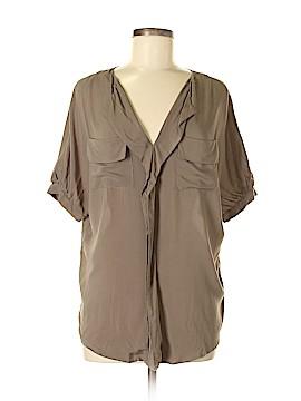 Odille Short Sleeve Blouse Size S