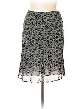 Jones New York Sport Silk Skirt Size 16