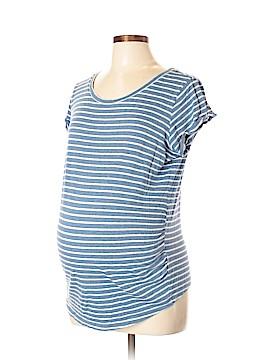 H&M Mama Short Sleeve T-Shirt Size L (Maternity)