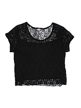 Zoey & Beth Short Sleeve Blouse Size 3X (Plus)