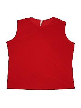 Susan Lawrence Tank Top Size 3X (Plus)