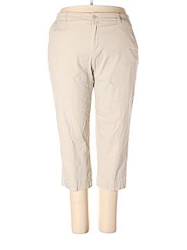 Cherokee Khakis Size 18 (Plus)