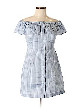 Intermix Short Sleeve Blouse Size L