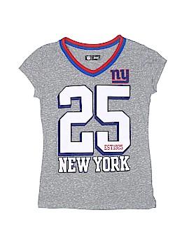 Team Apparel Short Sleeve T-Shirt Size 8 - 10