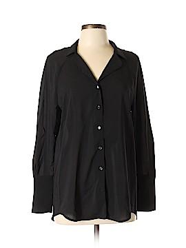 Premise Studio Long Sleeve Blouse Size L