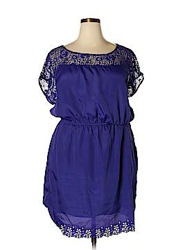 Katia Casual Dress Size 3X (Plus)