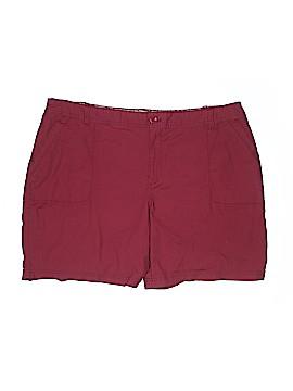 Eddie Bauer Khaki Shorts Size 22W (Plus)