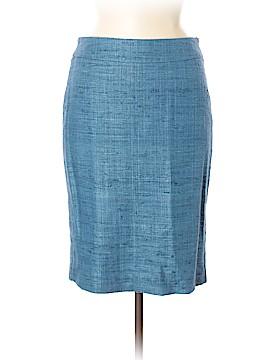 Les Copains Silk Skirt Size 40 (EU)