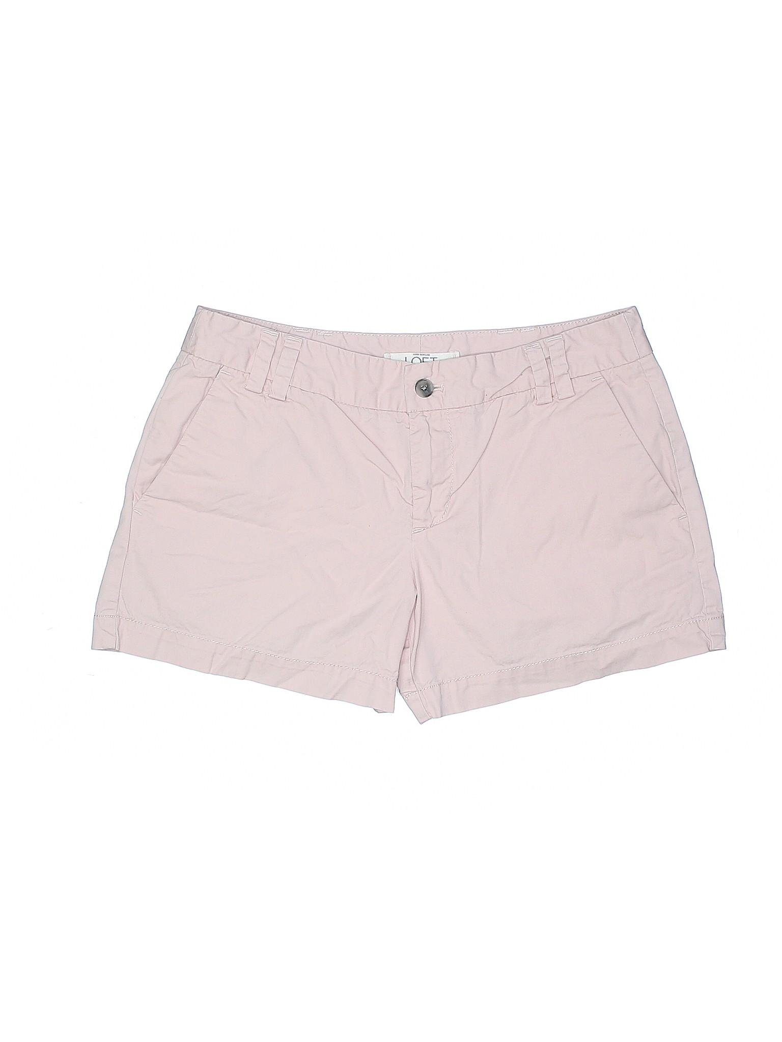 Ann Boutique leisure Shorts Khaki Taylor LOFT 775wnTqU