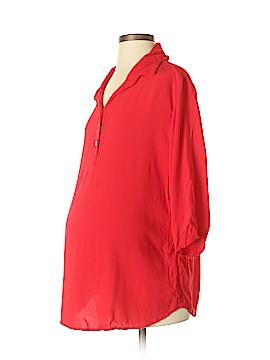 NOM Short Sleeve Top Size S (Maternity)