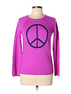 Aqua Cashmere Pullover Sweater Size XL