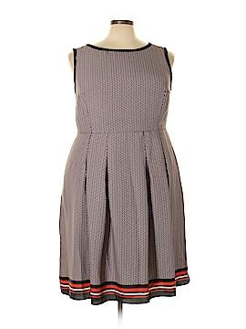 Jones New York Collection Casual Dress Size 20W (Plus)