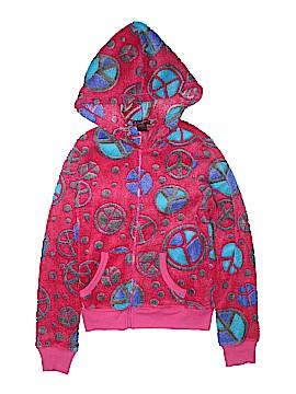 Lipgloss Fleece Jacket Size 14