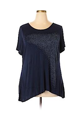 Avenue Short Sleeve Top Size 18 - 20 Plus (Plus)