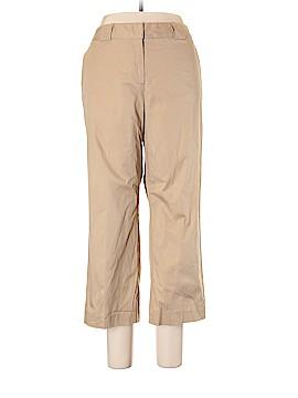 Norton McNaughton Khakis Size 16