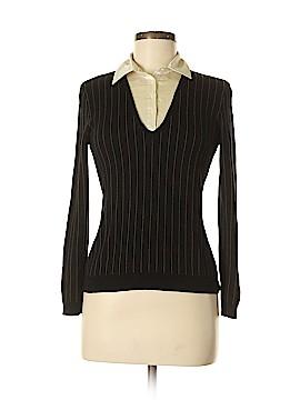 Lauren by Ralph Lauren Silk Pullover Sweater Size M (Petite)