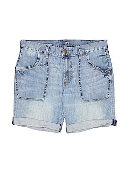 Ann Taylor LOFT Outlet Denim Shorts Size 6