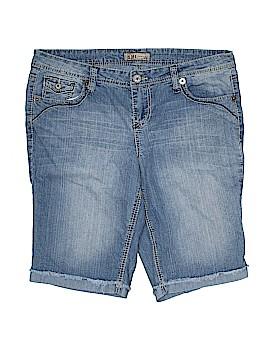 YMI Denim Shorts Size 16