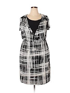 Elementz Casual Dress Size 1X (Plus)