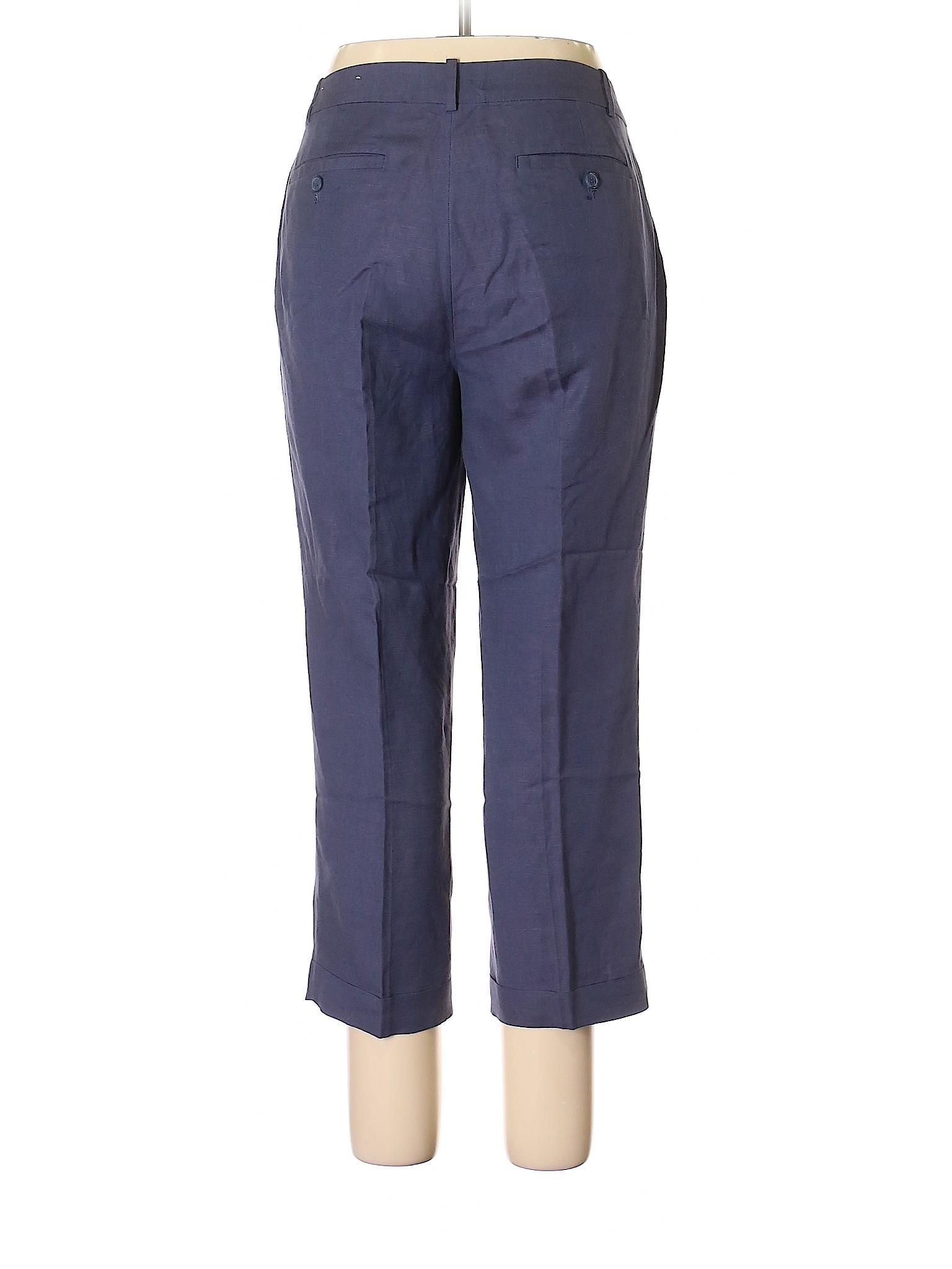 Ann Linen Leisure LOFT Pants winter Taylor 4Wq55p0fw
