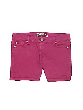 Peek... Denim Shorts Size 8