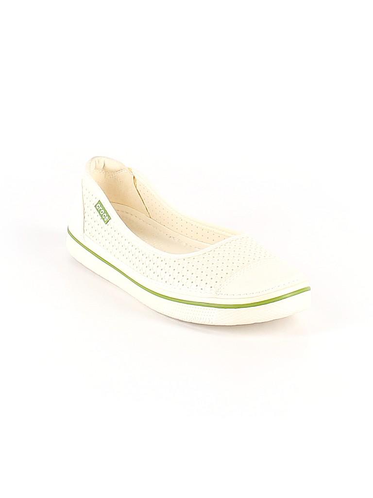 7c931cf7d473 Pin it Pin It Button Crocs Women Flats Size 9
