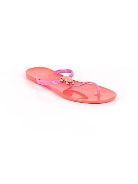 Ann Taylor LOFT Flip Flops Size 9